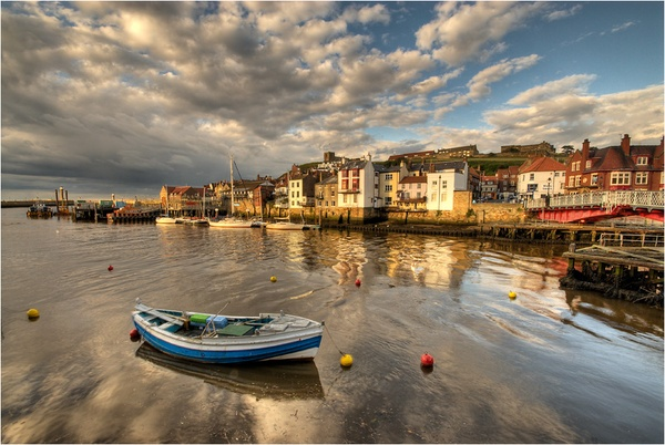 Evening in Whitby by digicammad