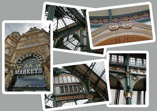 Leeds City Market by block119er