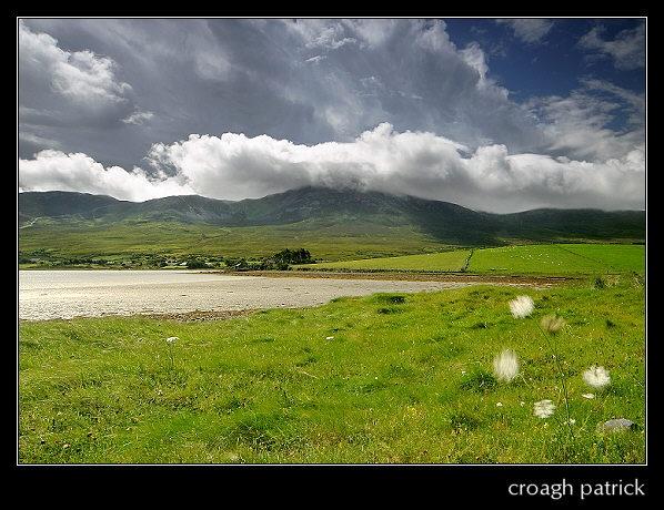 Croagh Patrick by declanh