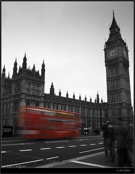 London by vaughar