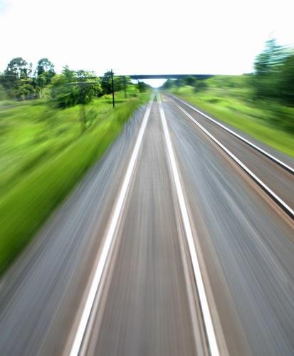 Train Speed by liparig