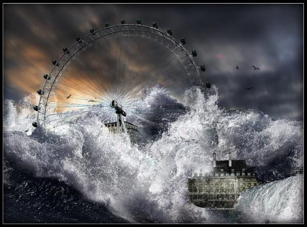London Eyefull by Morpyre