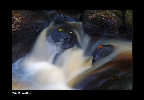 Milk water by C_Daniels