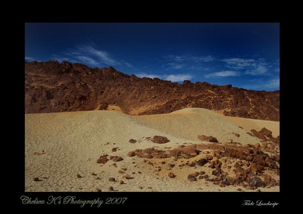 Teide Scenery by canongirl08