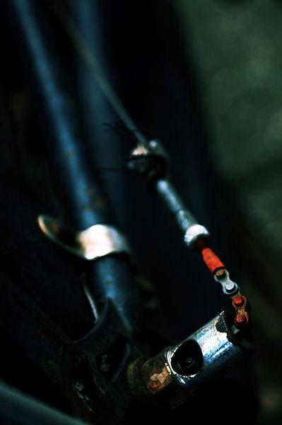 Rusty Wheels 3 by awf1