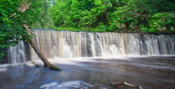 Waterfall by CraigF