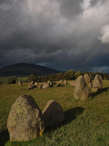 Castlerigg Stones by MichaelAlex