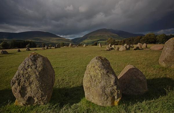 Castlerigg Stones 2 by MichaelAlex