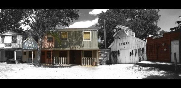 Cowboy Movies by deejceej