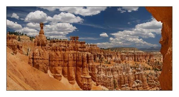Bryce Canyon by deejceej