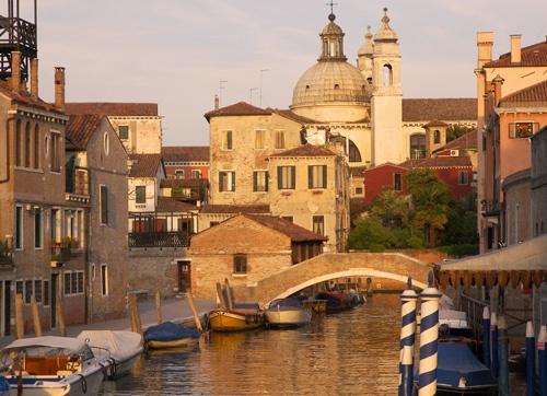 Academia, Venice by skoffs
