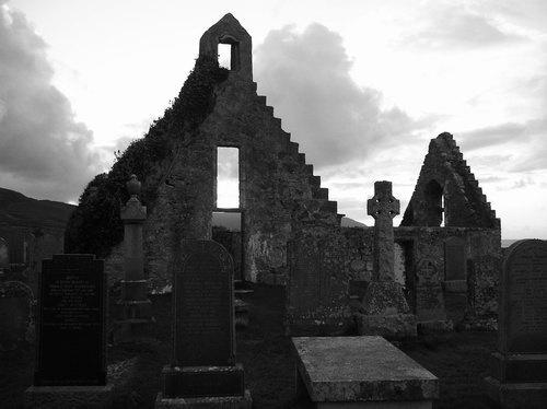 Balnakeil Church by barney1