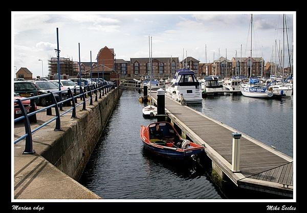 Hartlepool Marina by oldgreyheron