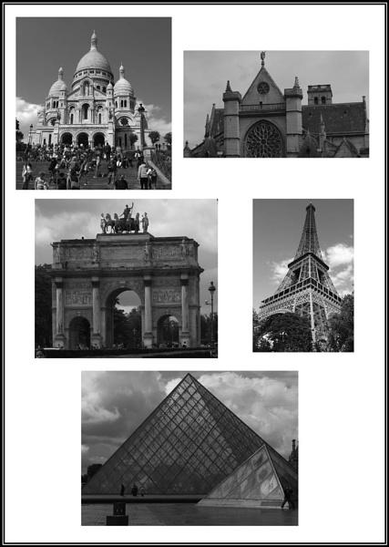 PARIS by moglen