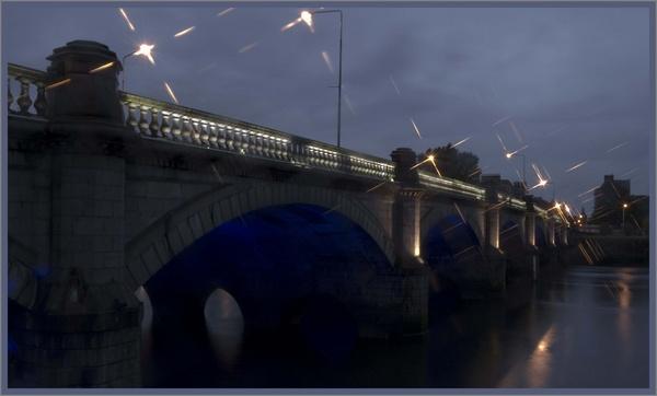 Glasgow Bridge. by Richardtyrrelllandscapes