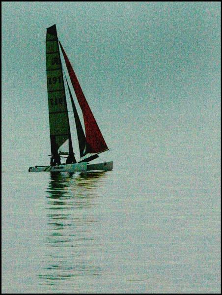 Sailing by Take-a-View