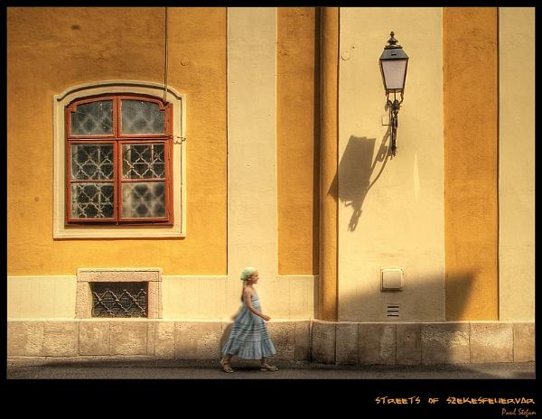 streets of székesfehérvár two by paulstefan