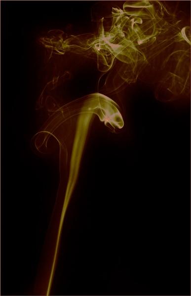 Smokin Lily by C_Daniels