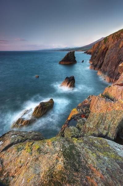 Coast in Slow Motion by richardwheel