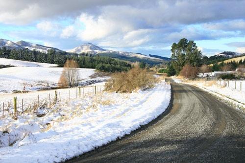 Winter in the Malvern Hills, Canterbury, NZ. by Nigel_NZ