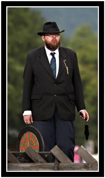 Always Carry A Dartboard by stevemelvin
