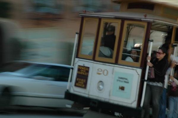 SanFrancisco Tram by fox28