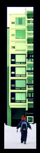 Concrete Suburbs by Ferdie