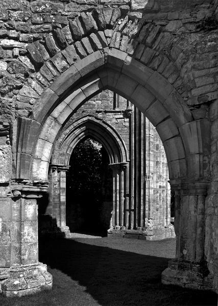 Bayham Abbey III by Sezz