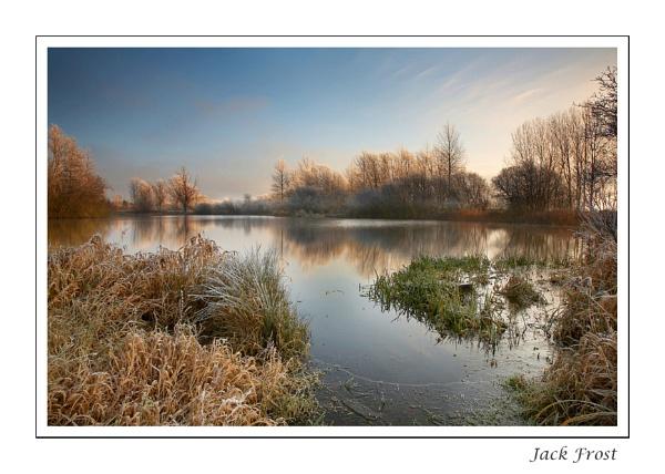Jack Frost by Chriscj