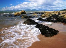 Harlech'ish Beach