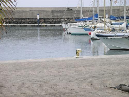 Puerto Calero by barney1