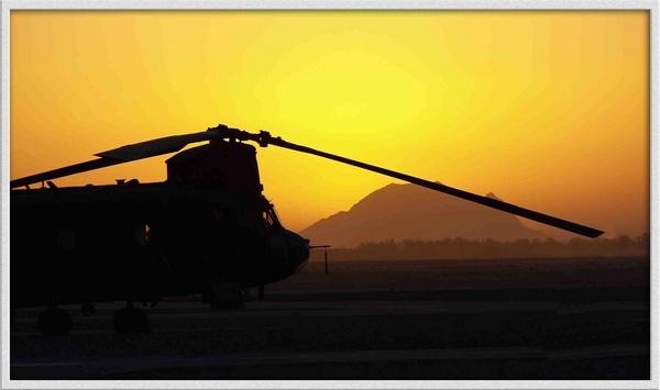 Kandahar Sunset by stedders