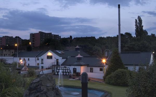 Auchentoshan Distillery by Richardtyrrelllandscapes