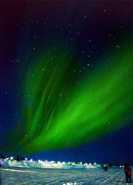 Aurora Borealis by robs