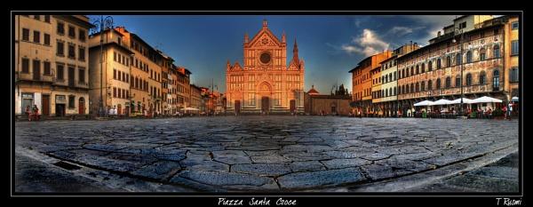 Santa Croce Square by rusmi