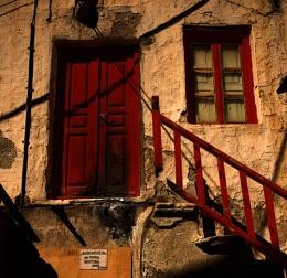 Mykonos Door