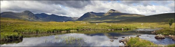 Loch na Stainge... by Scottishlandscapes