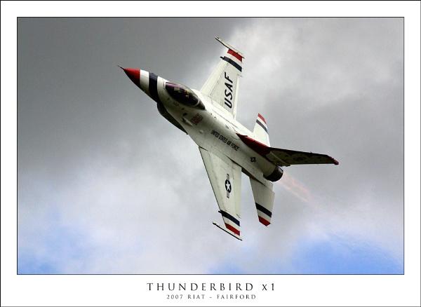 Thunderbird x1 by javam