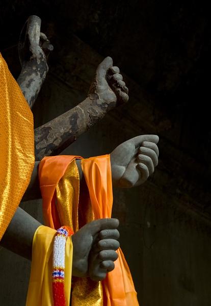 Shiva by corinjames