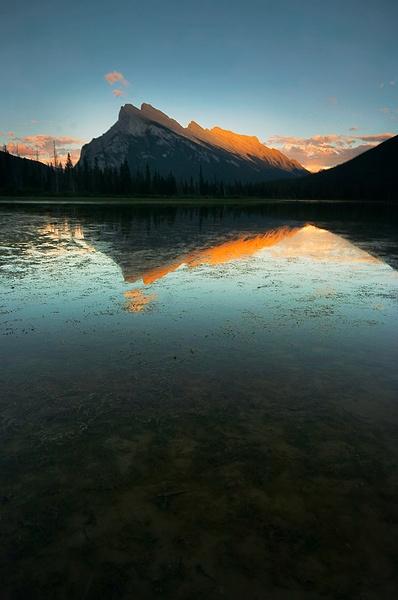 Vermillion Lake by MarkyMarc