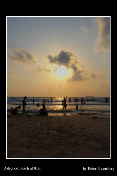 Ashdood Beach by pmscr
