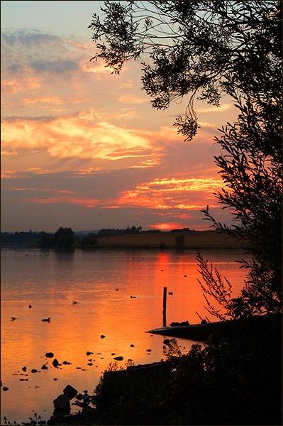 Flash sunset by wbk666