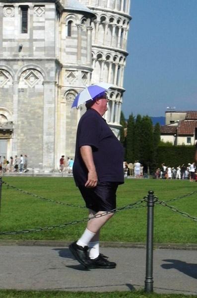 American in Pisa by incorrigibleh