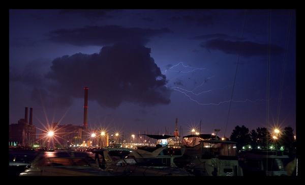 Great Thunder by Ferdie