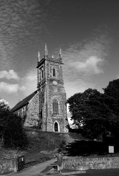 The church by akahmed
