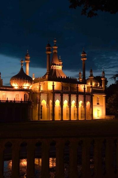 Brighton Pavilion by tanyard