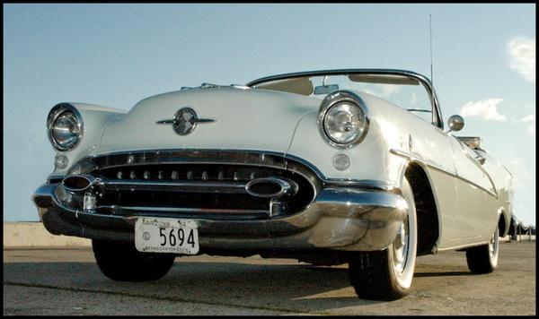 \'55 Oldsmobile by Diana