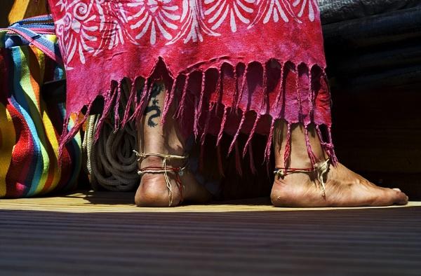 Hippy Feet by mpnuttall