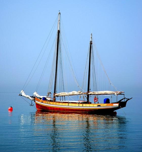 Boat by Cornucopia