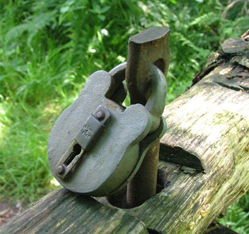 Throw away the key.... by sammyboy